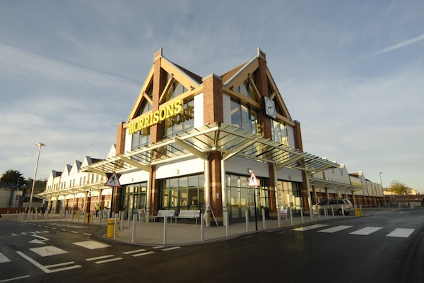 Morrisons: profits boost