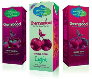 Cherrygood: helping muscle recovery