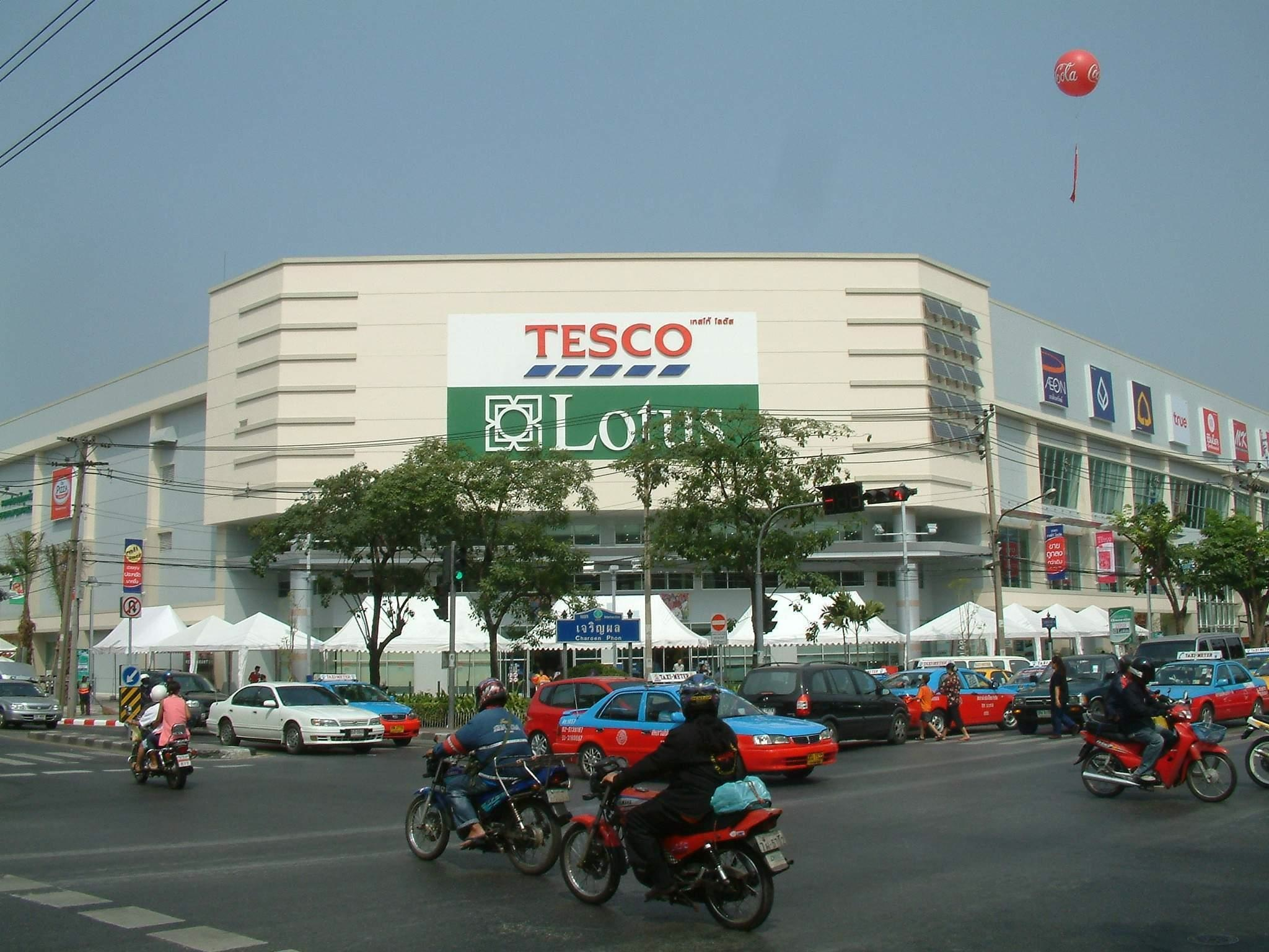 Tesco Thailand: trading impacted by floods