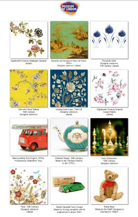Museum of London card range