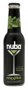Nuba Cocktails: ready-to-drink