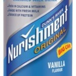 Nurishment: number one brand for Grace Foods