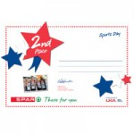 Sports Day certificates from Spar