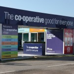 Co-operative village: showcasing group at agricultural shows