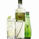 The Frisky Bison: Żubrówka Bison Grass Vodka meets Appletiser