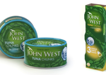 John West: new line and pole caught tuna range