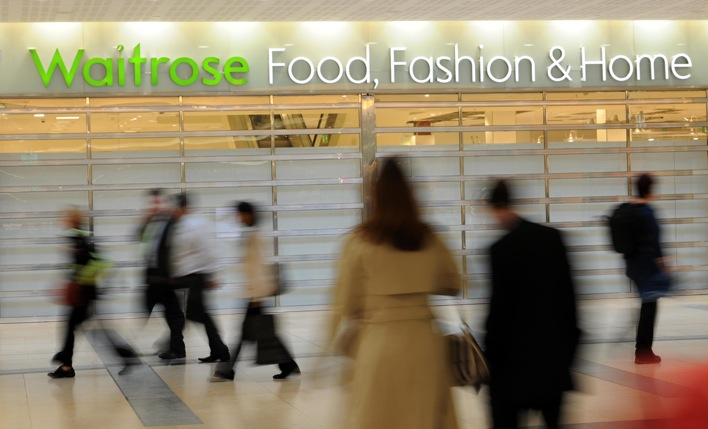 Waitrose: strong online potential