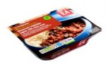 New vegetarian ready meals