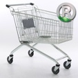 Reviva: re-manufactured shopping trolleys cut CO2 emissions