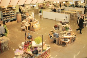 Marks & Spencer: new natural-look Food Hall
