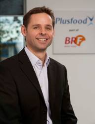 Blake: new role at Plusfood