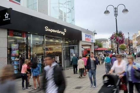 Superdrug: launching free Wi-Fi