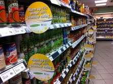 Spar: supporting healthy eating initiative in Scotland