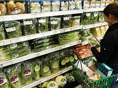 On trend with fresh foods offer