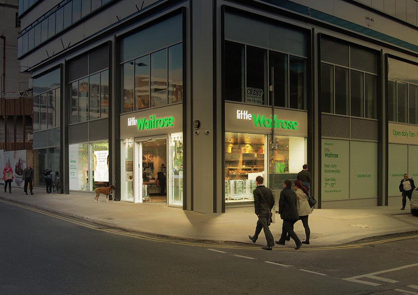 LIttle Waitrose: forerunner of modern convenience