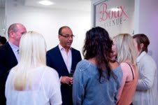 Theo Paphitis opens the RETAIL training centre at City College Norwich