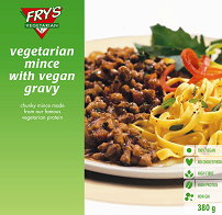 Fry's Vegetarian: switching to sunflower oil