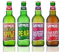 Gaymers: relaunched cider brand
