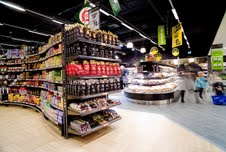 Bilka hypermarkets: 50% of sales are non-food