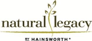 Natural Legacy coffins are environmentally-friendly and support British farmers by using British wool
