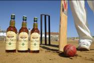 Isle of Skye sponsoring beach cricket team