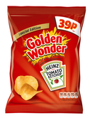 Favourite family flavour, now available in crisps