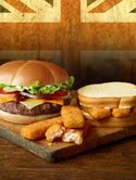 Childhood favourites feature in Burger King summer menu
