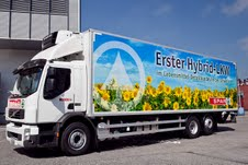 Spar Switzerland: cutting emissions with full hybrid truck