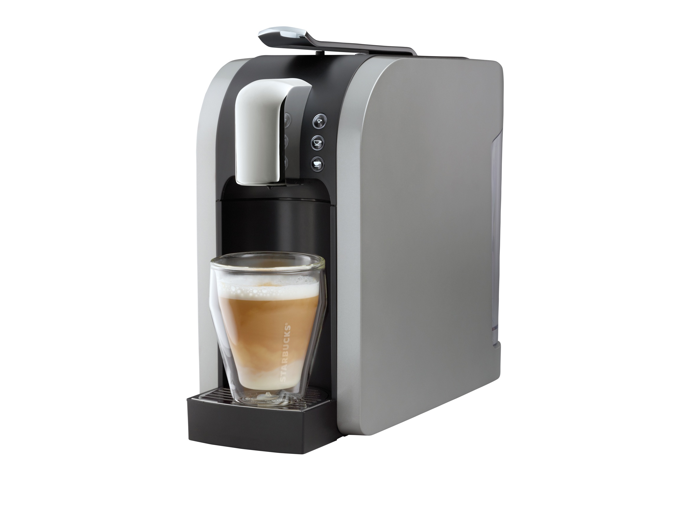 Verismo 580 from Starbucks: tapping in-home coffee market