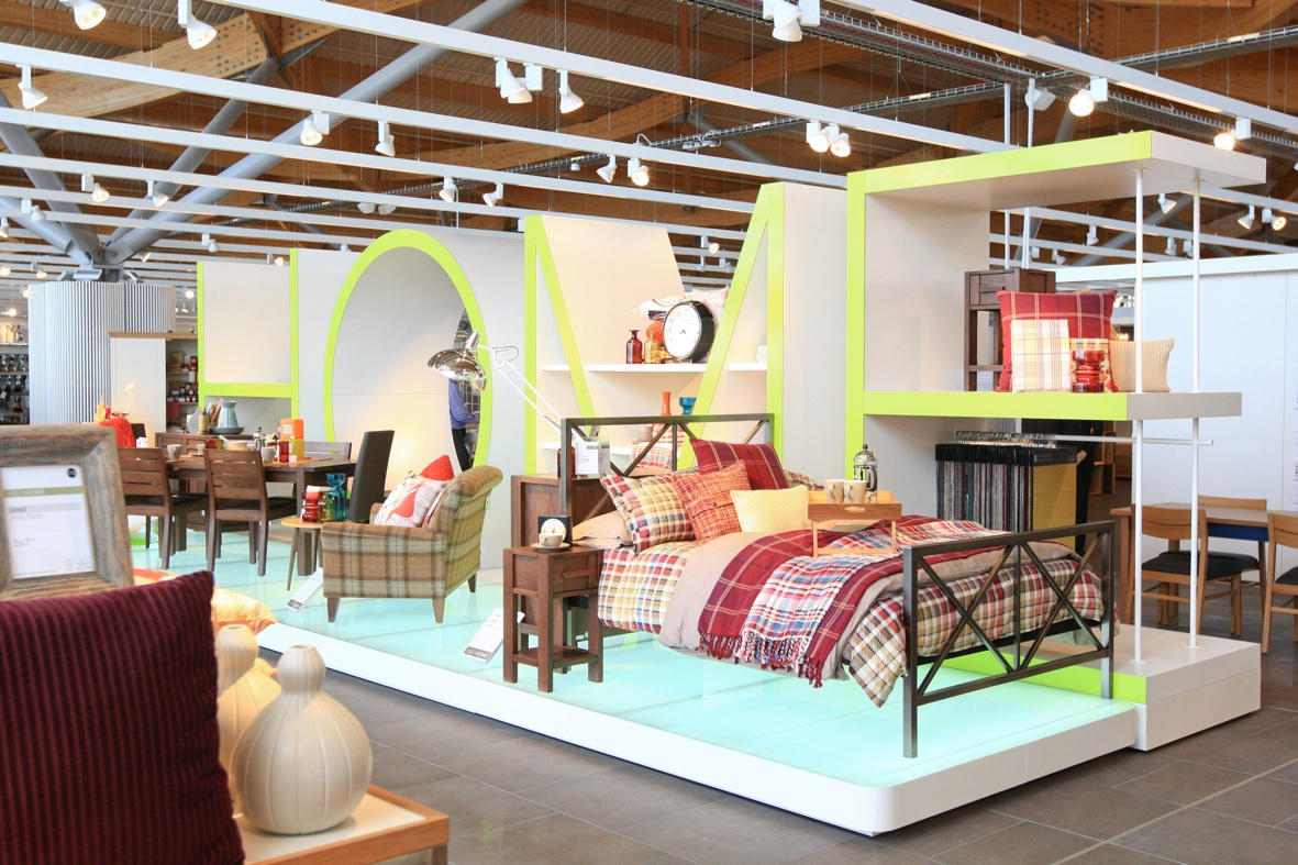 Online sales growth to cut home store numbers by 4 000 by for Small home decor items
