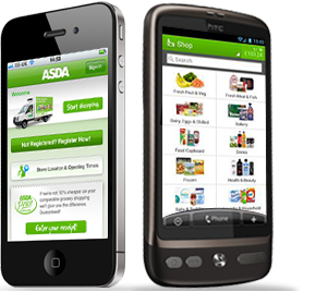 Asda apps: shoppers helped build them