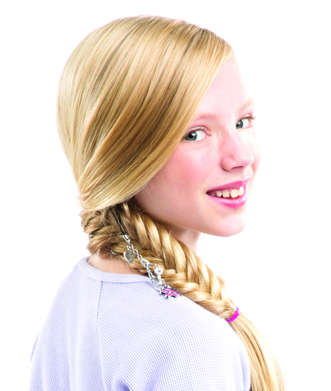 New Hair Fling, designed by tweens for tweens