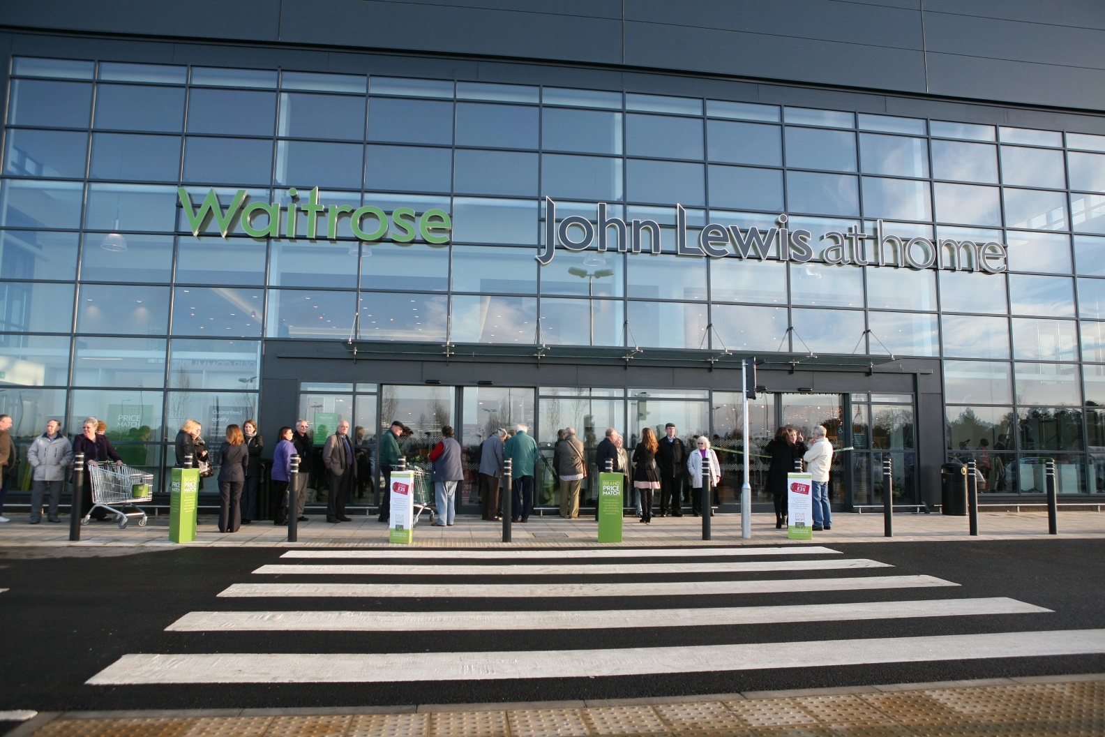 Waitrose Food And Home Stores