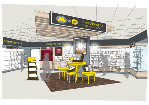 Mtogo: new food and merchandising concepts