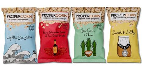 Propercorn: expansion on the cards