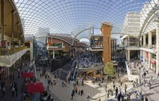 Cabot Circus: offering Google Product Search to identify local retailers selling a searched for product