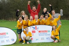 Lancashire School Games launch