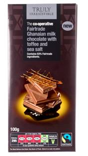 New Fairtrade chocolate