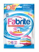 New Fabrite washing powder sheets