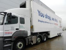 Tesco: reducing carbon emissions with dual-fuel vehicles