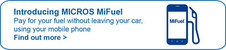 Mobile fuel payment solution
