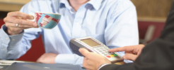 Mobile payment solution for SMEs