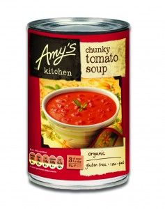 Asda listing for free from soups
