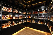 Whisky library