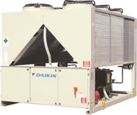 New chillers reduce emissions