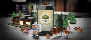 New, fun AR app educates McDonald's German customers on sustainability