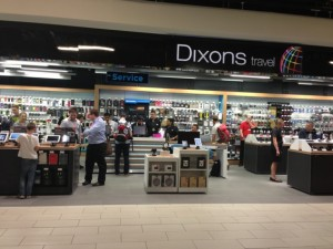 New Dixons Travel store