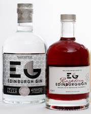 Sainsbury's listing for Edinburgh Gin